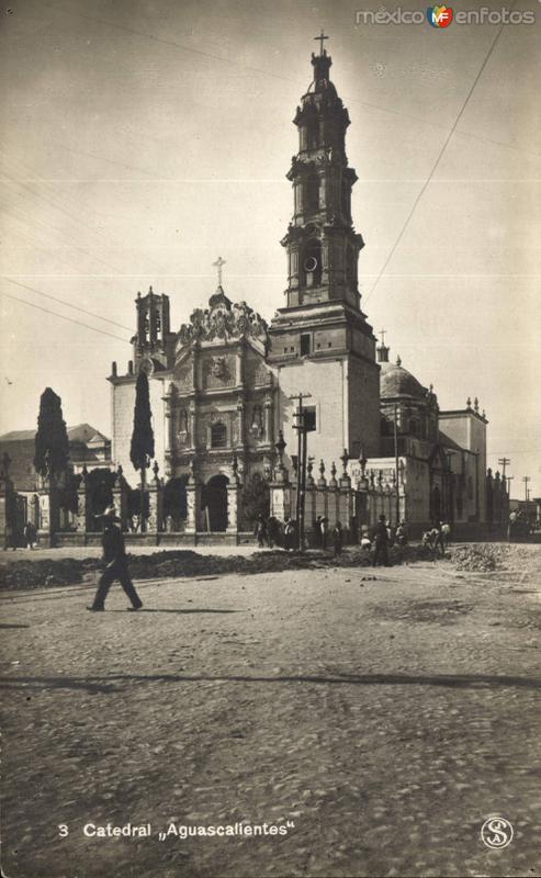 Catedral de Aguascalientes