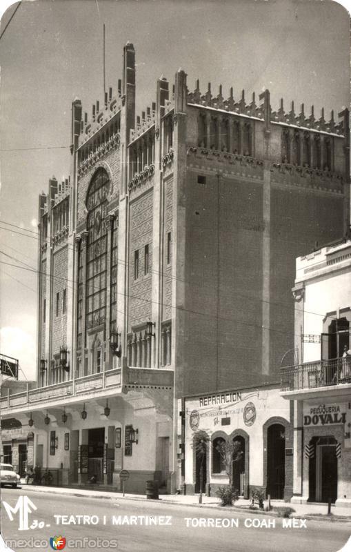 Teatro I. Martínez