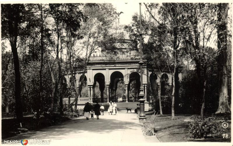 Alameda de Santa María