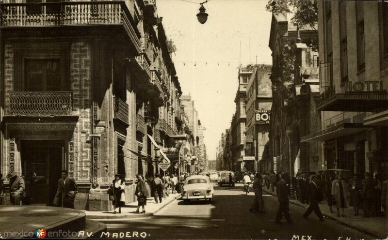 Ave Madero