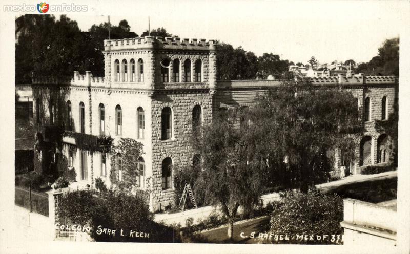 Colegio Sara L Keen