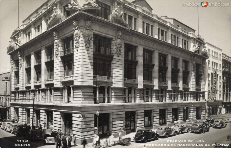 Edificio de Ferrocarriles Nacionales