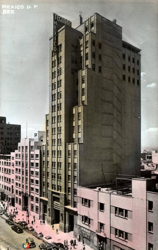 Edificio de Seguros México