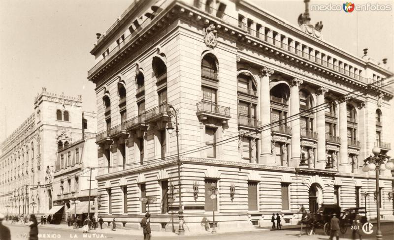 Edificio La Mutua