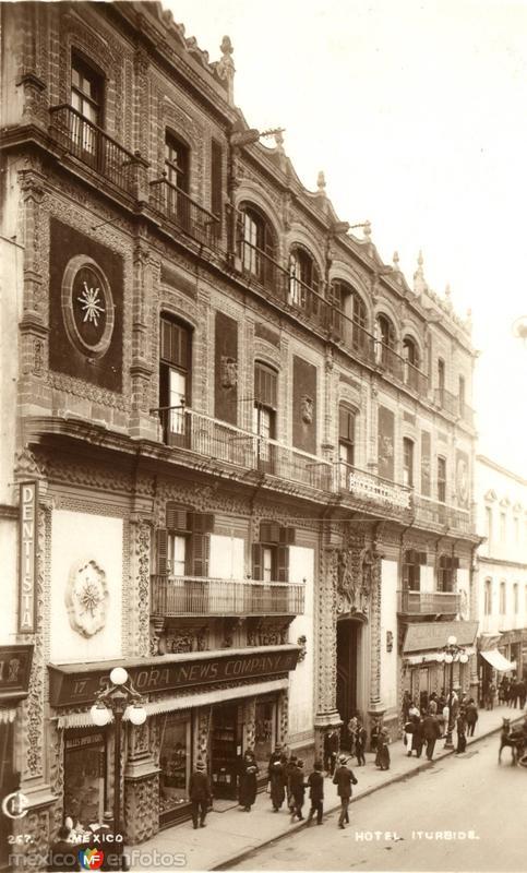 Hotel Iturbide
