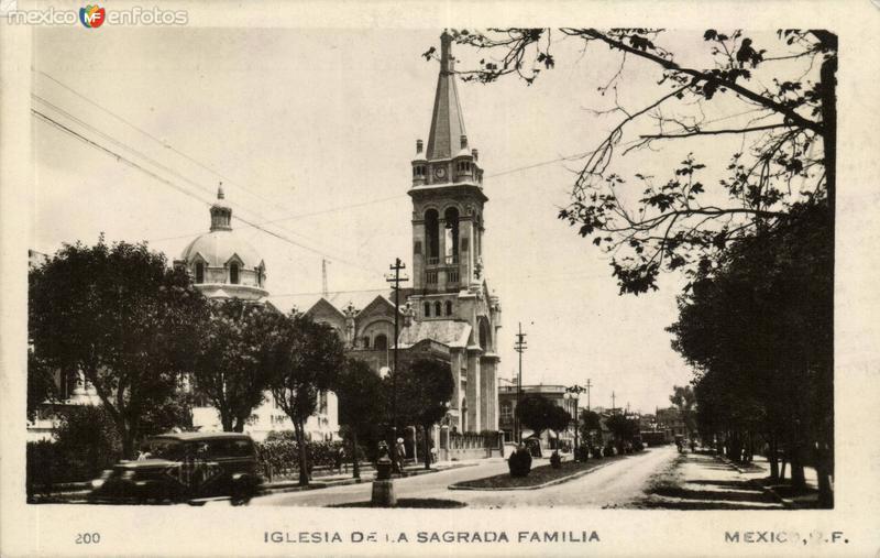 Iglesia de la Sagrada Familia