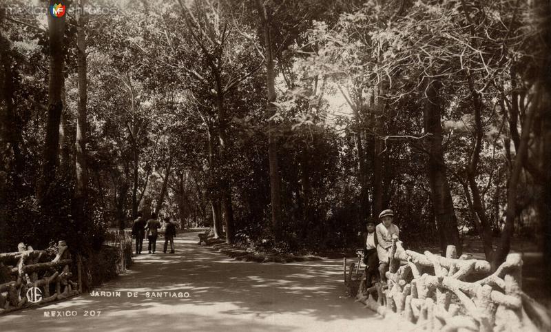 Jardín de Santiago