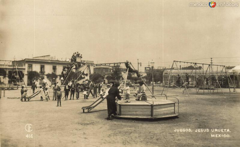 Parque Jesús Urueta