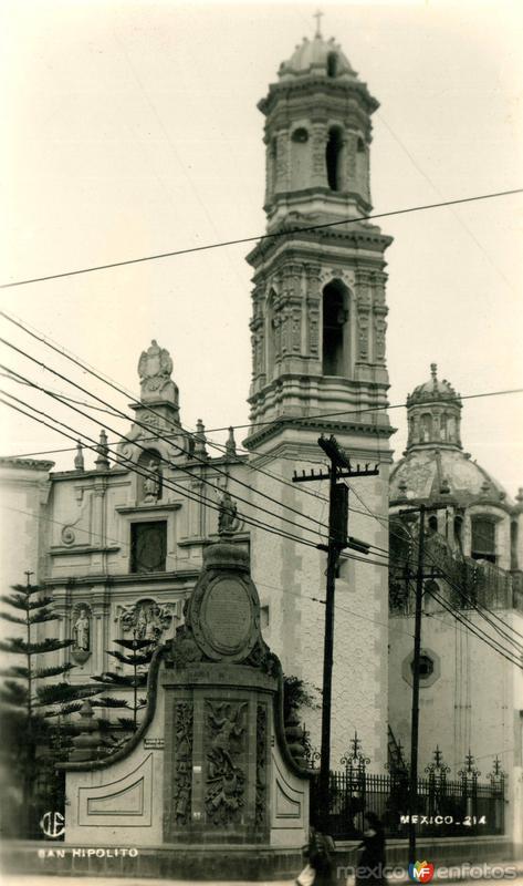Templo de San Hipólito