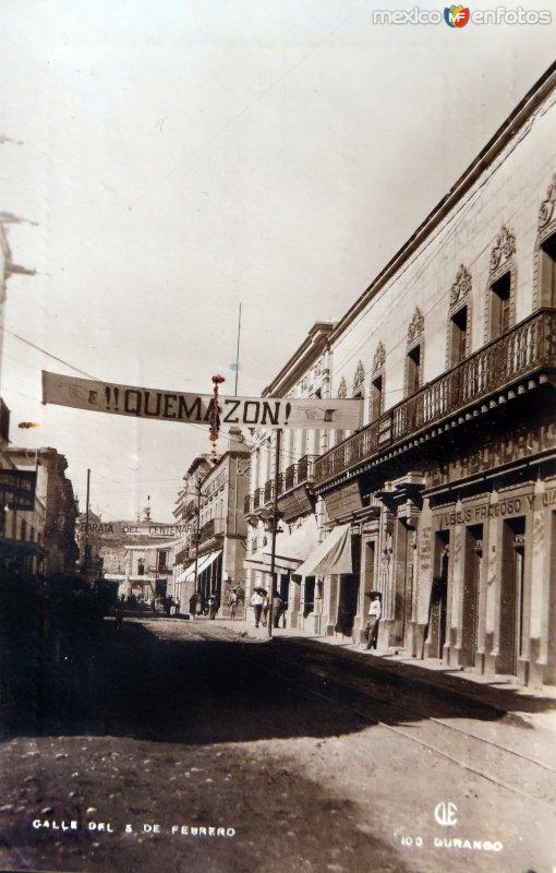 Calle del 5 de Febrero