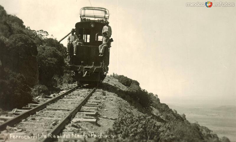 Ferrocarril de Real de Monte