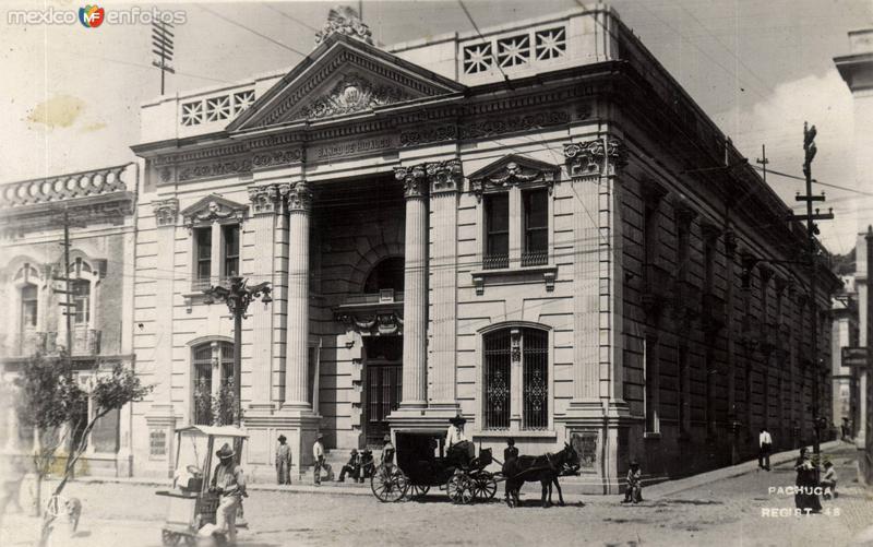 Banco de Hidalgo