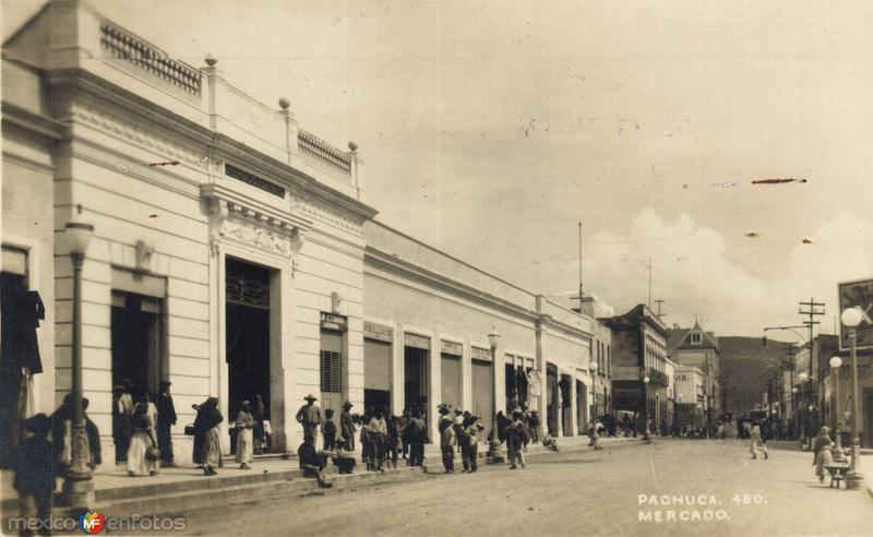 Mercado 1o. de Mayo