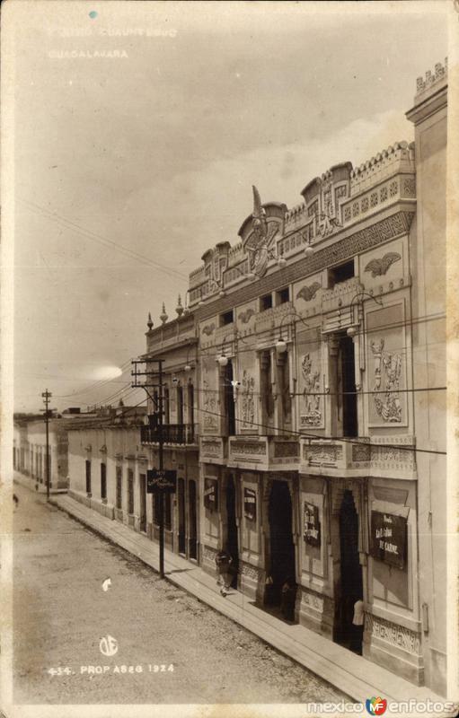 Teatro Cuahutemoc