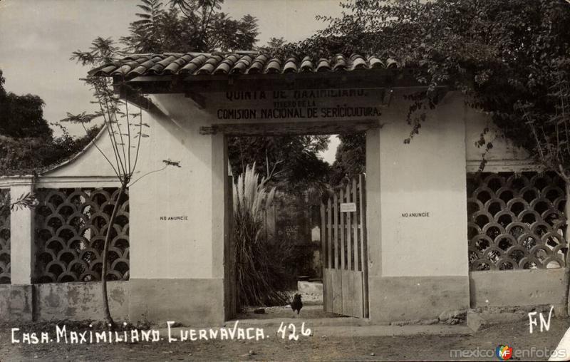 Casa Maximiliano