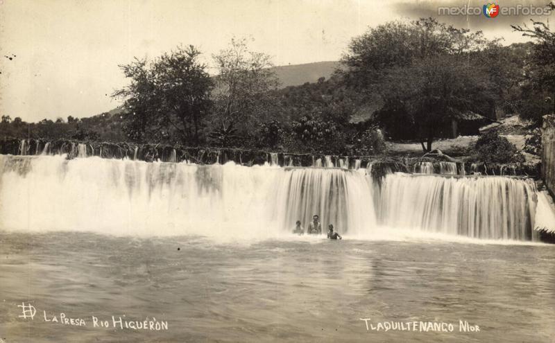 La Presa Rio Higuerón