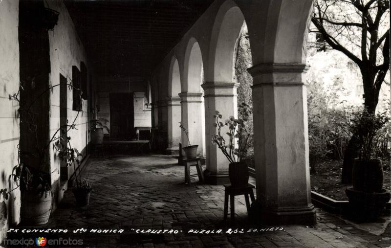 Claustro del Ex Convento de Sta. Mónica