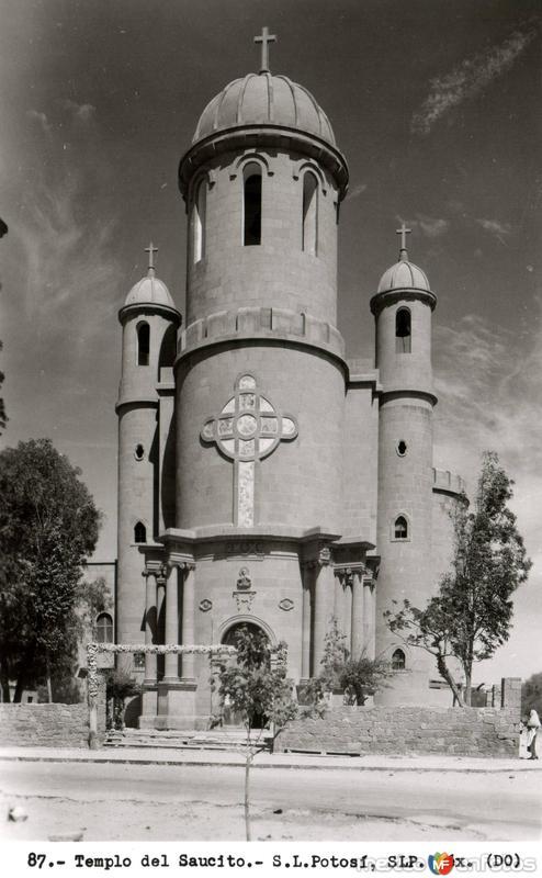 Templo del Saucito