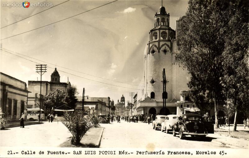 Calle de Fuente