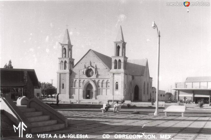 Vista a la Iglesia
