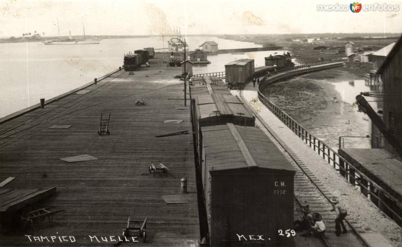 Muelle de Tampico