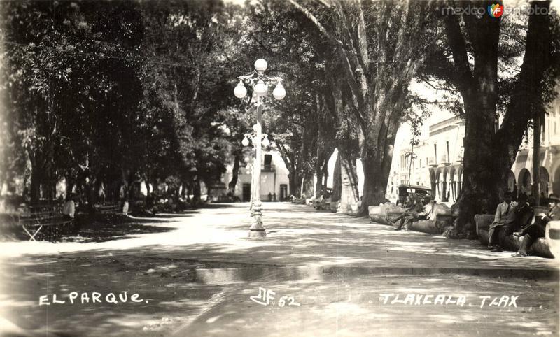 El Parque de Tlaxcala