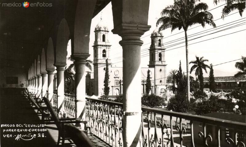 Arcos del Cevalloz y Parroquia