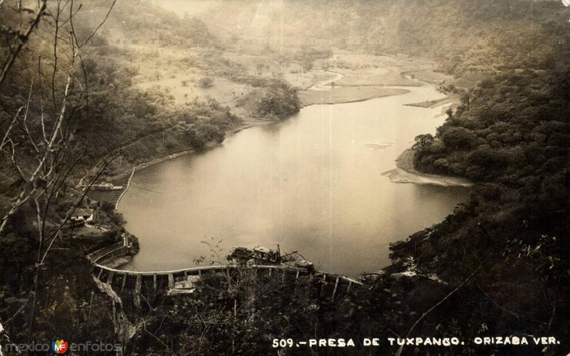 Presa de Tuxpango