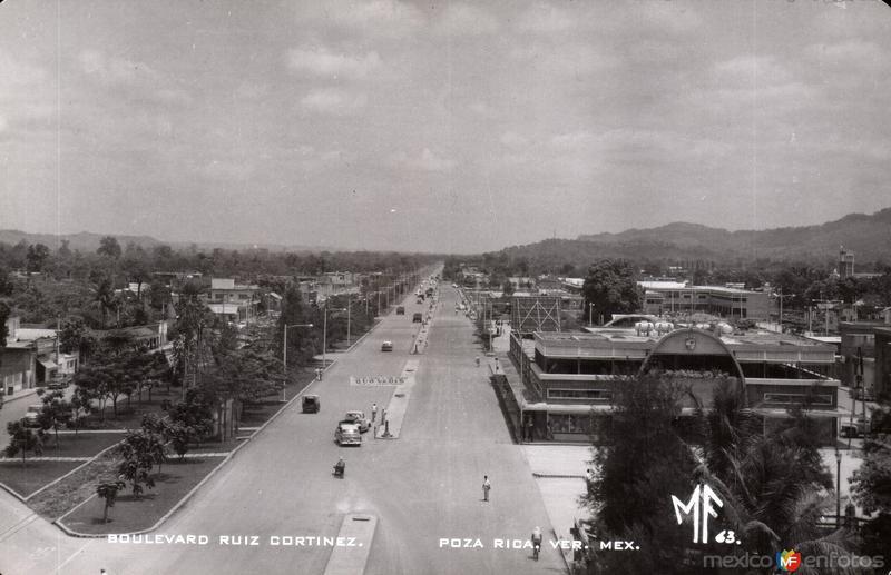 Boulevard Ruiz Cortines