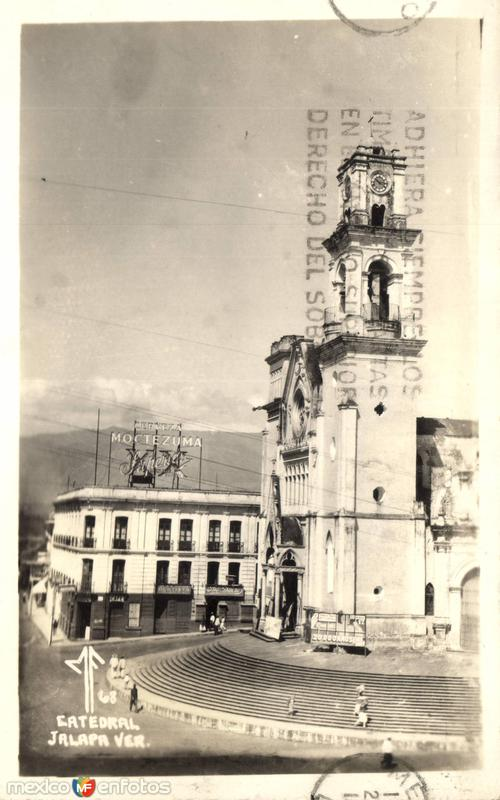Catedral de Jalapa