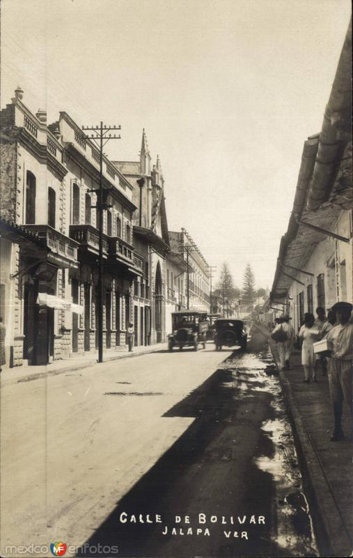 Calle de Bolivar