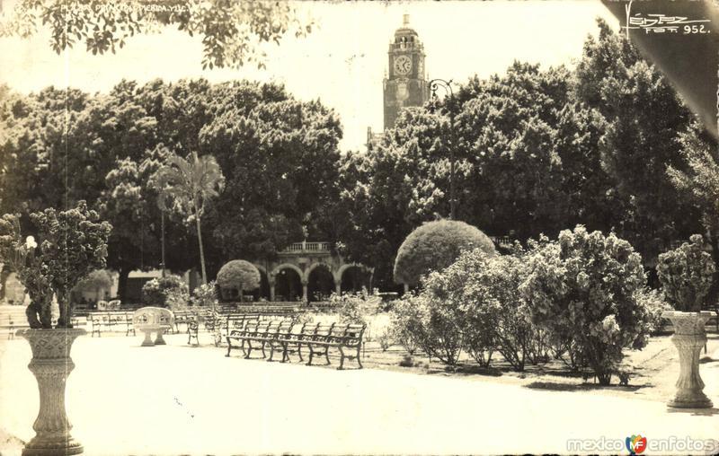 Plaza Principal de Mérida