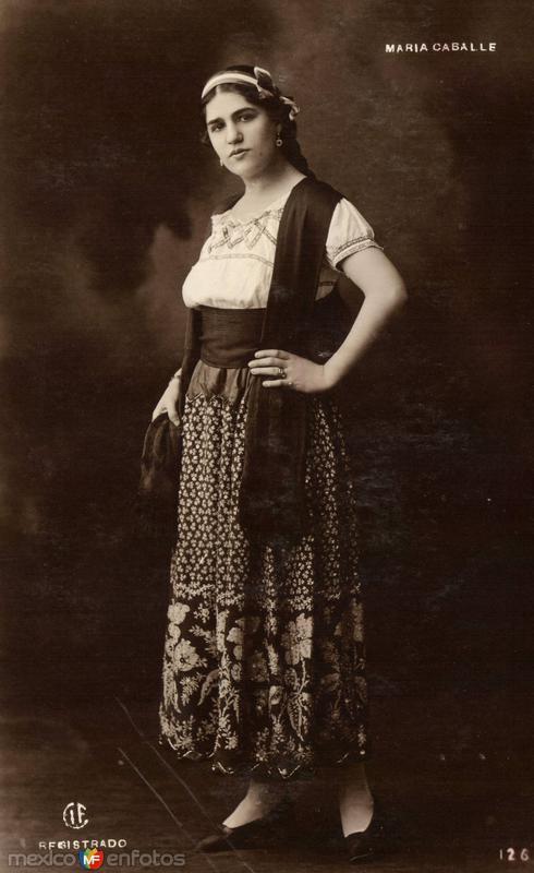 María Caballe
