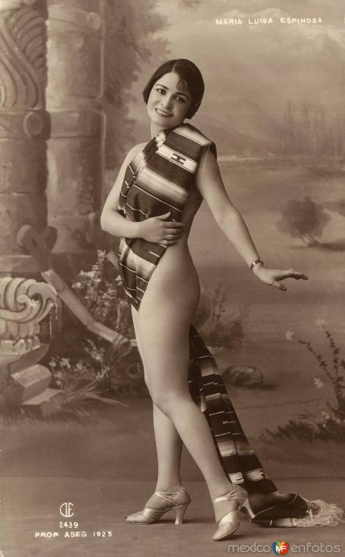 María Luisa Espinoza