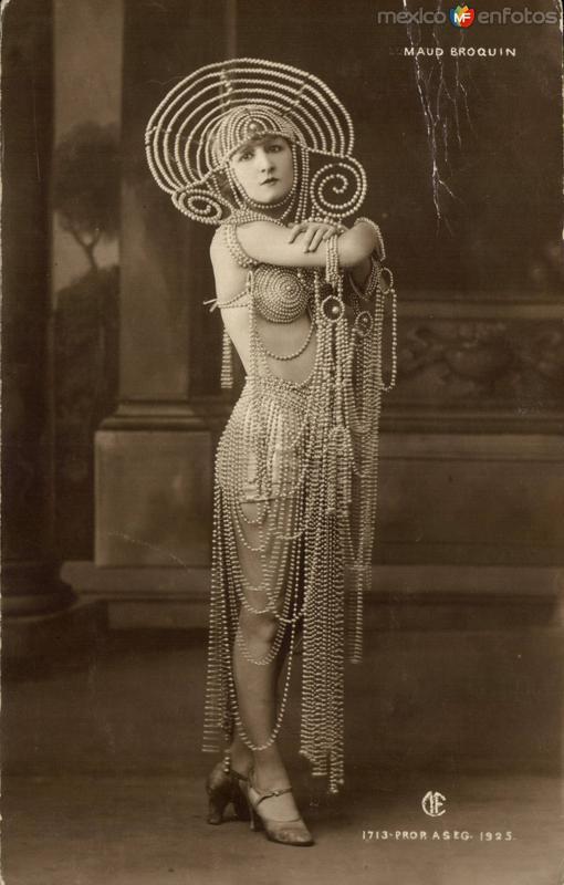 Maud Broquín