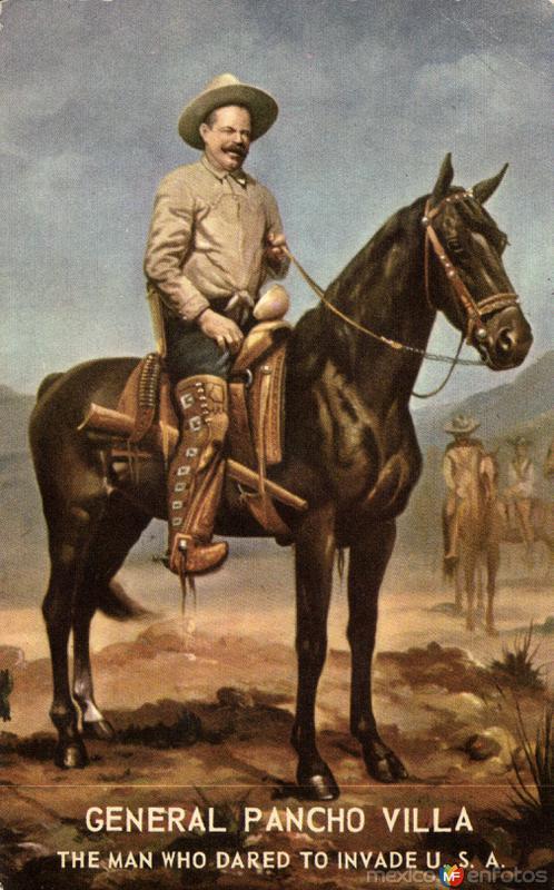 General Francisco Villa