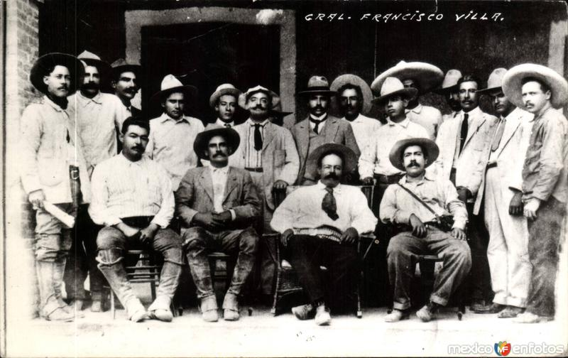 Gral. Francisco Villa
