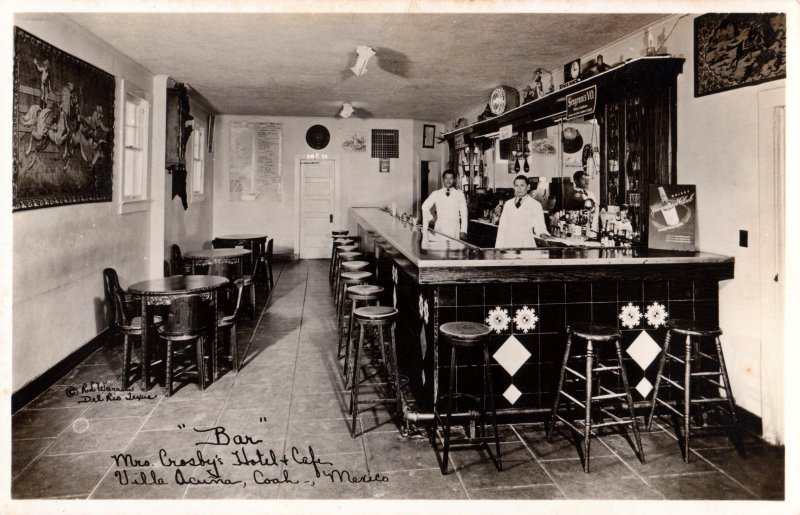 Mrs. Crosby Hotel and Café