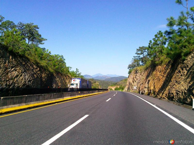 Autopista la sierra
