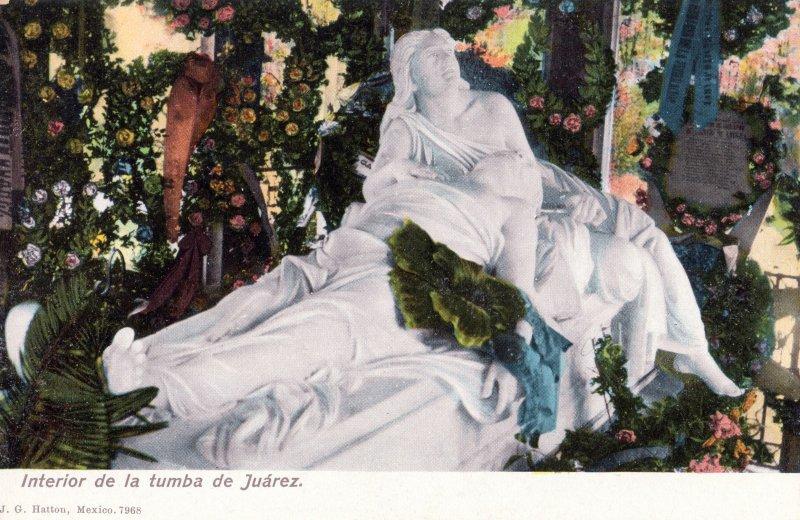Tumba de Benito Juárez