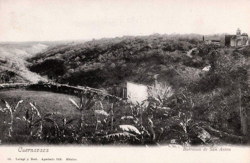 Barranca de San Antón