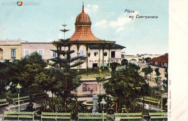 Plaza de Cuernavaca