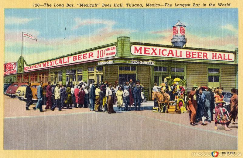Bar Mexicali Beer Hall