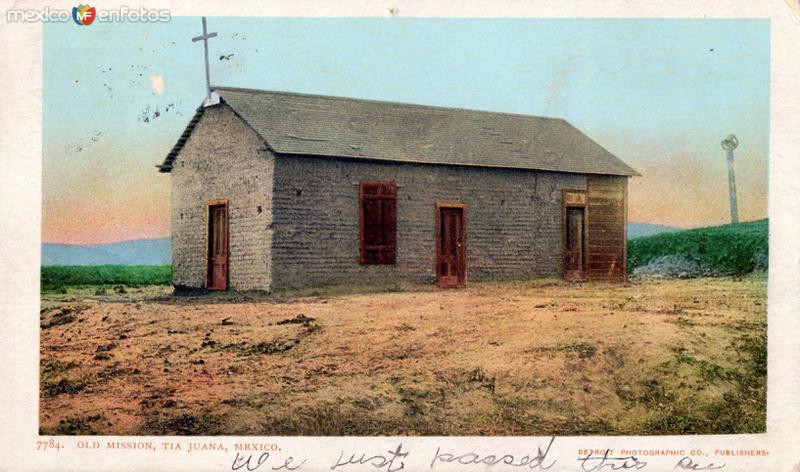 Antigua Misión