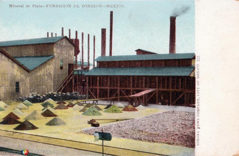 Fundición de Torreón