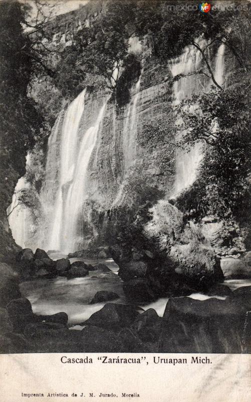 Cascada Zaráracua