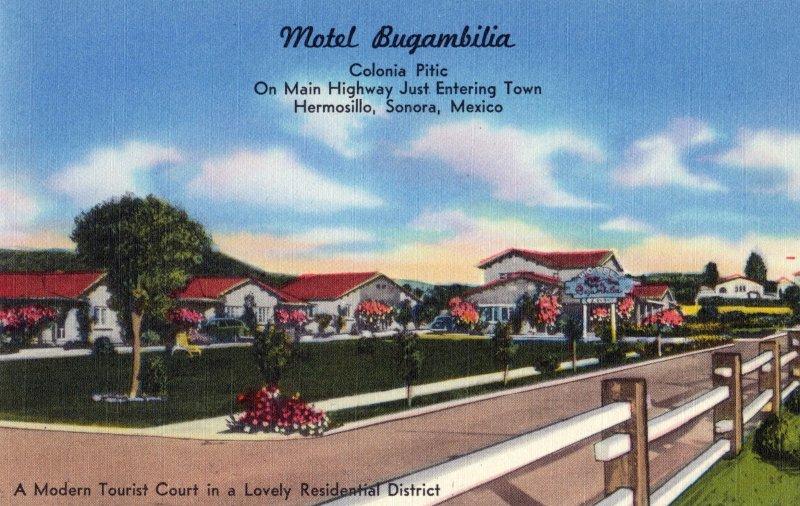 Motel Bugambilia