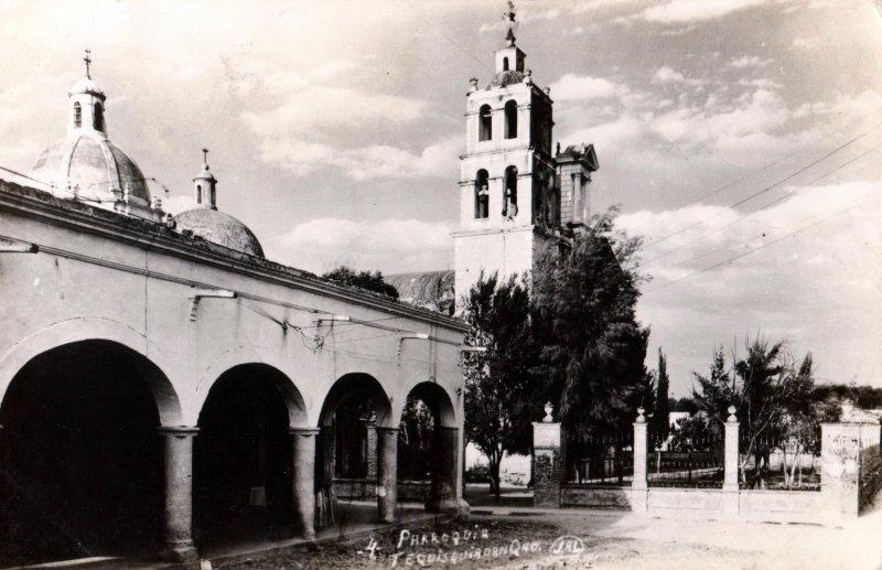 Parroquia de Tequisquiapan
