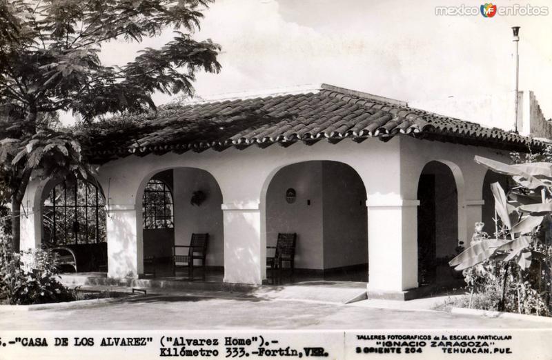 Casa de los Alvarez