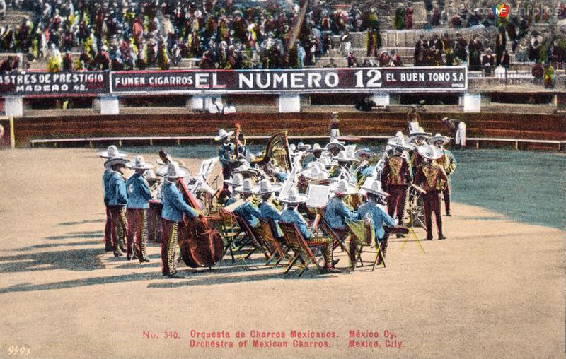 Orquesta de mariachis